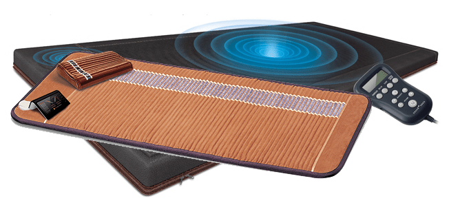 Bioacoustic Mat with biomat
